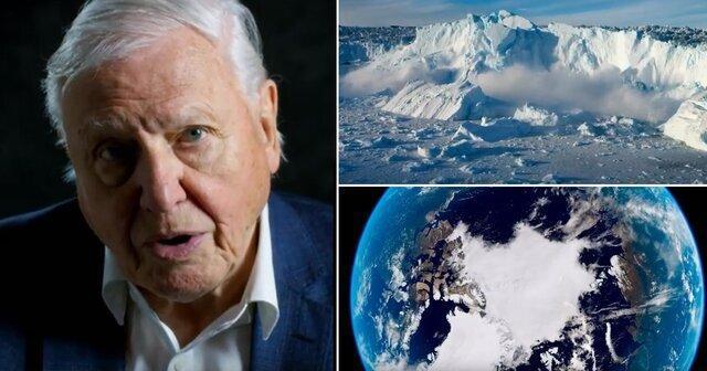 سیاره کامل ، مستند جدید دیوید اتنبرو
