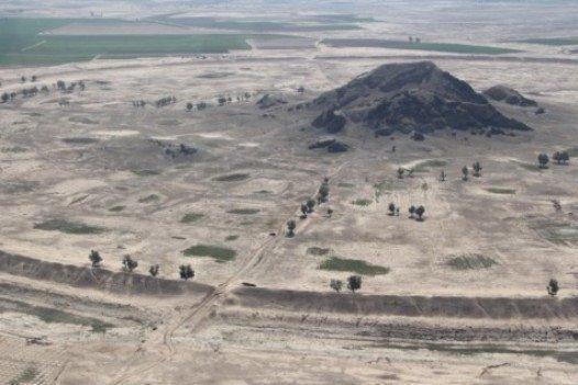 ثبت طولانی ترین دیوار گلی2500 ساله در گینس، دارابگردجهانی می شود