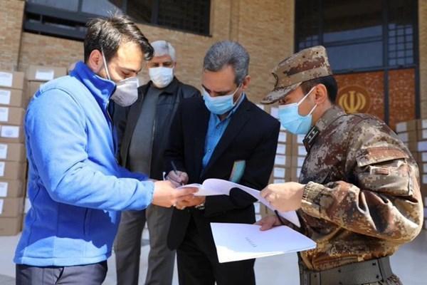 سفیر چین در تهران: کمک های پزشکی ارتش چین وارد ایران شد