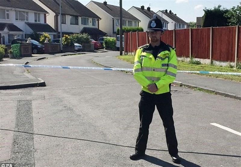 پلیس انگلیس از ترددهای غیرضروری افراد جلوگیری می نماید