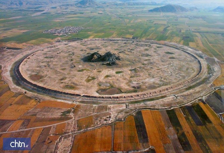 کلیپ منتشرشده در فضای مجازی از شهر باستانی دارابگرد واقعیت ندارد