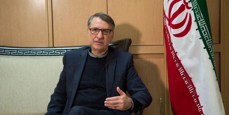 بهاروند: ایران آماده مذاکره با اوکراین درباره هواپیمای اوکراینی در اولین فرصت ممکن است