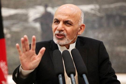 اشرف غنی: طالبان را درون جمهوری اسلامی افغانستان جذب می کنیم