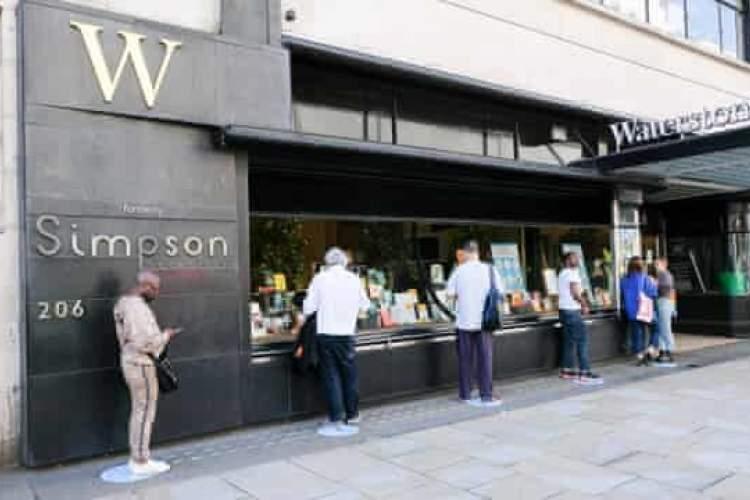 افزایش فروش کتاب در انگلیس، کتاب های جنایی در صدر