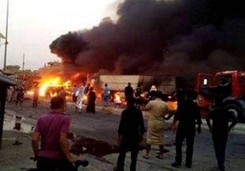 وقوع چند انفجار در عراق