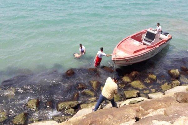 کشف جسد مرد معلول در آب های بندر بوشهر